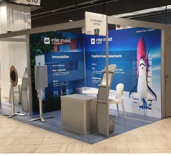 stand 9m²