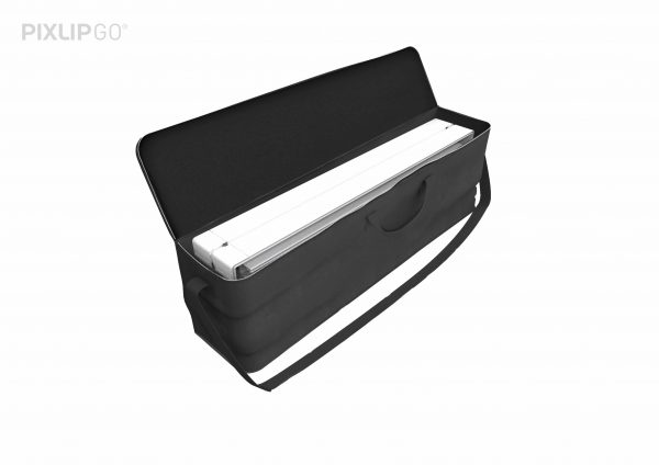 valise caisson lumineux portable